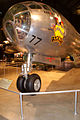Boeing B-29-45MO Superfortress Bockscar FrontL tall Airpower NMUSAF 25Sep09 (14599819995).jpg