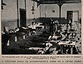 Boer War; fever patients in a ward at the military hospital Wellcome V0015589.jpg
