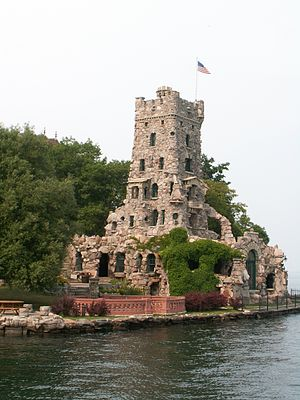 Boldt Castle - Alster Tower