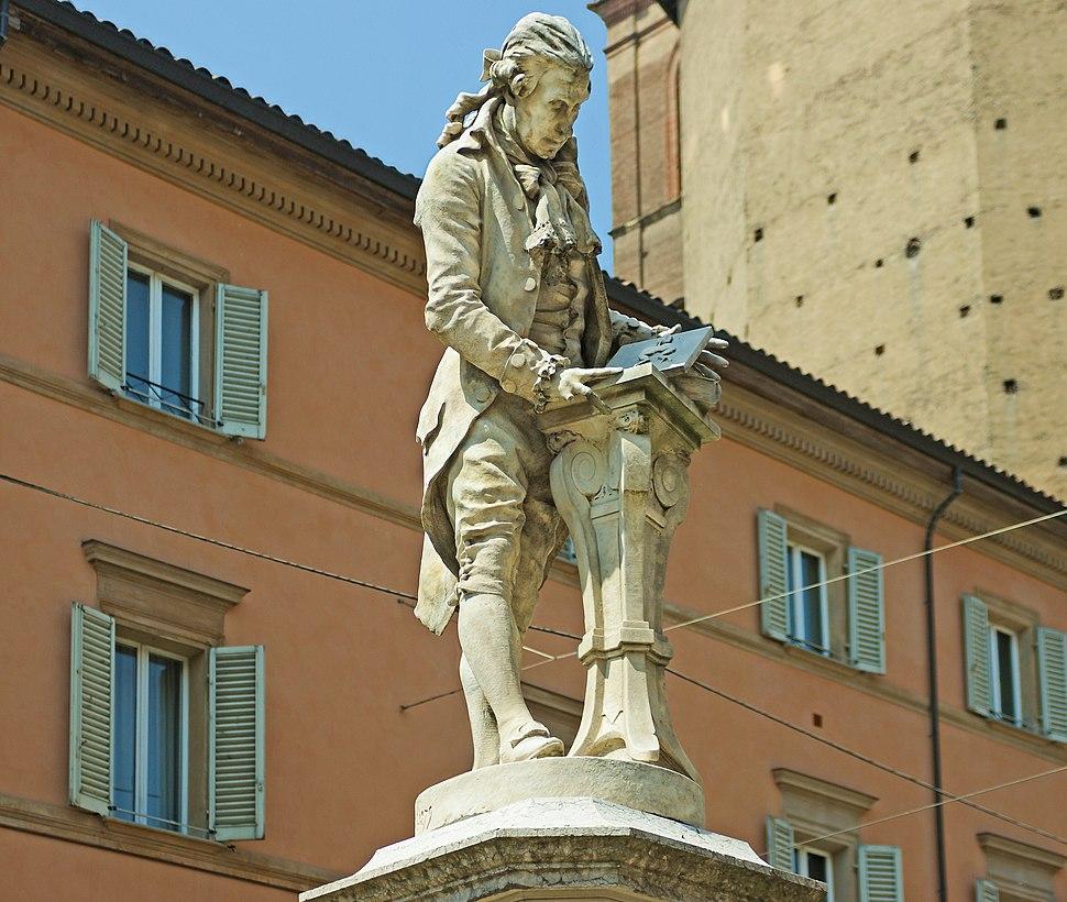 Bologna Statue of Galvani