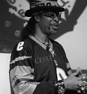 Bootsy Collins - Image: Bootsy Collins