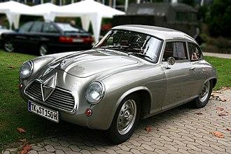 Borgward - Borgward Hansa 1500 Sportcoupé (1954)