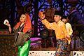 Borneo Muslim dancers (29076097502).jpg