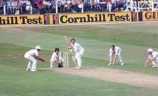 Ian Botham English cricketer