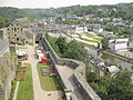 Bouillon City center from the castle.JPG