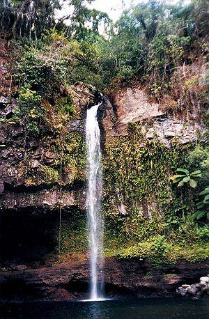 Taveuni - Bouma Falls, 1998