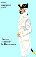 Bourbonnais 1775