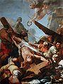 Bourdon, Sébastien - Le crucifiement de Saint Pierre - 1643.JPG