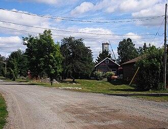 Cité de l'Or - Bourlamaque mining village