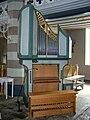 Bräkne-Hoby, Kirche neue Orgel (2008-08-21).JPG
