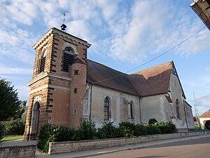 Brévonnes - Image: Brévonnes église 1
