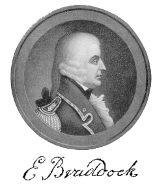 Battle of the Monongahela - General Edward Braddock
