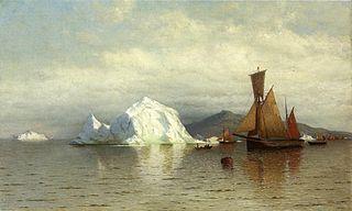 Labrador Fishing Boats near Cape Charles