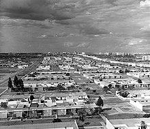 Brasília in 1964