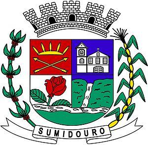Sumidouro - Image: Brasao sumidouro