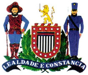Brazilian heraldry - Image: Brasaopmesp