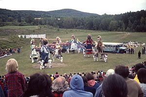 Bread and Puppet Theater - Our Domestic Resurrection Circus - Mid-1980s