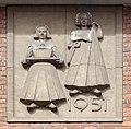 Bremen-Mitte, Carl-Ronning-Straße 2 - Relief LfD0258.jpg