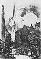 Brennende Petrikirche 1842.jpg