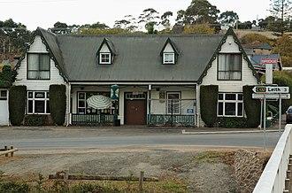 Forth, Tasmania - The Bridge Hotel in Forth