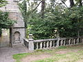 Bridge and gateway in grounds of Risley Hall (07).JPG