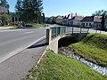 Bridge over Szilvás Stream, Szilvásvárad, 2016 Hungary.jpg