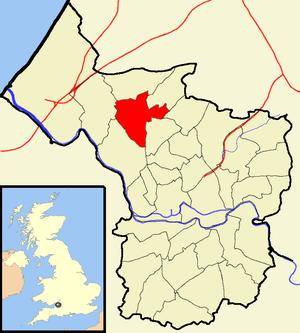 Westbury-on-Trym - Image: Bristol westbury