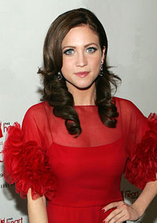 Brittany Snow American actress