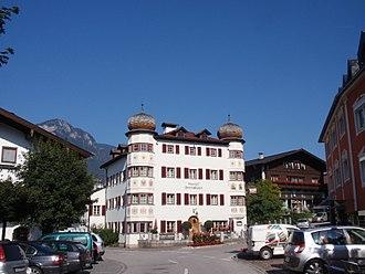 Brixlegg - Image: Brixlegg Herrnhaus