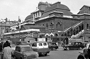 Broad Street railway station (London) - Broad Street railway station in 1961