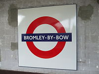Bromley-by-Bow stn roundel.JPG