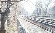 Bronxville NY train tracks