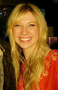 Brooke White at the American Idol, Season 7, T...