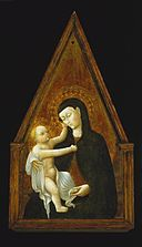 Brooklyn Museum - Madonna and Child - Pietro di Giovanni d'Ambrogio.jpg