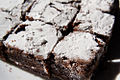 Brownie squares with confectioner's sugar 27 March 2010 (2).jpg