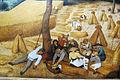 Bruegel il vecchio, mietitura, 1565, 06.JPG