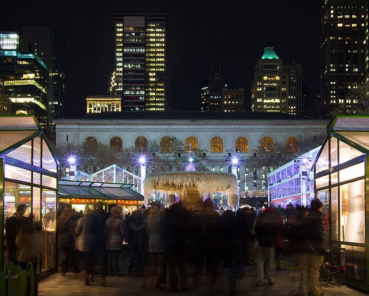 File:Bryant Park Winter Village (61357).jpg