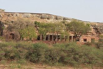 Bagh Caves - The Bagh caves