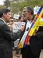 Buenos Aires - 2008 Summer Olympics torch relay - 20080411-7.jpg