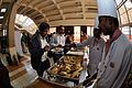Buffet Lunch - Strategic Transformations - Museums in 21st Century - International Conference and Seminar - Science City - Kolkata 2014-02-13 2631.JPG