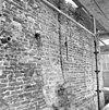 buitenaanzicht rechtergevel op verdiepings hoogte, achterbouw - deventer - 20056194 - rce