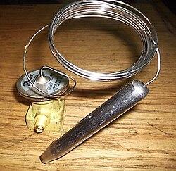 Bulbo Sensor De Temperatura Wikipedia La Enciclopedia Libre