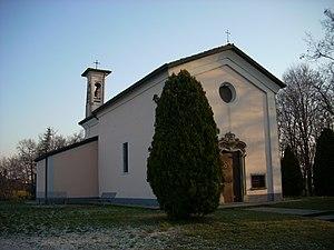 Bulciago - Church of Saint Cosma and Damiano