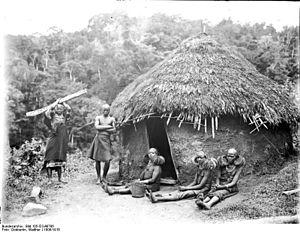 Kimweri ye Nyumbai - Shambaa people in the early 20th century