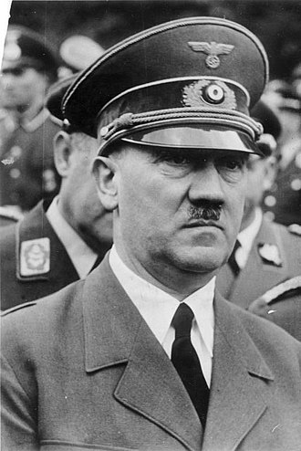 Talkin' John Birch Paranoid Blues - Image: Bundesarchiv Bild 183 S62600, Adolf Hitler