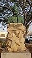 Bust of Dr. L. L. Zamenhof, Pietà 003.jpg