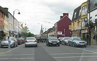 Claremorris - Claremorris Town Centre