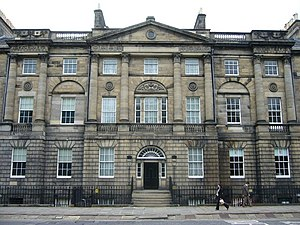 Townhouse (Great Britain) - Bute House, Edinburgh
