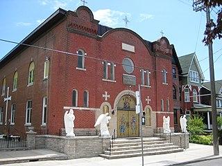 Slovak Catholic Eparchy of Saints Cyril and Methodius of Toronto eparchy