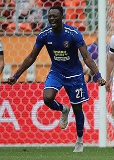 Cédric Gogoua Ivorian footballer